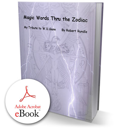Magic words thru the zodiac magic words thru the zodiac bookcover magicwords fandeluxe Gallery